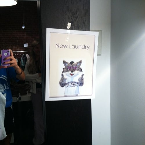 New Laundry