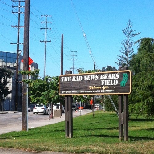 The Bad News Bears Field