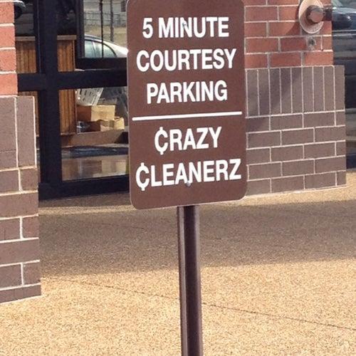 Crazy Cleanerz