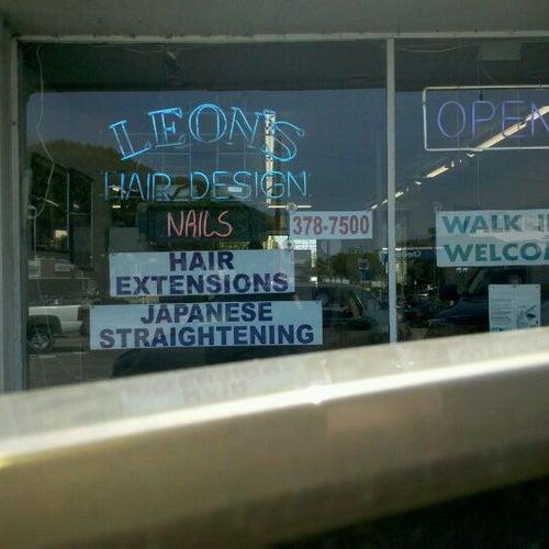 Leon's Hair Design
