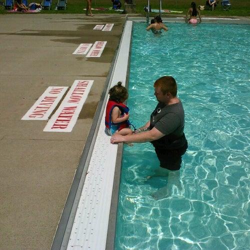 McDade Park Pool