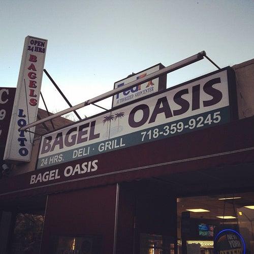 Bagel Oasis