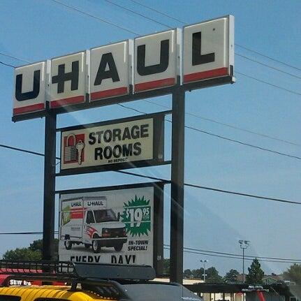 U-Haul Moving & Storage at Airline Blvd