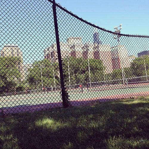 Grant Park Tennis Courts