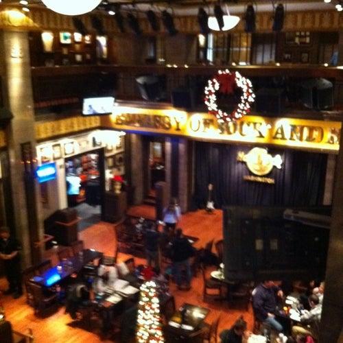 Hard Rock Cafe Washington DC
