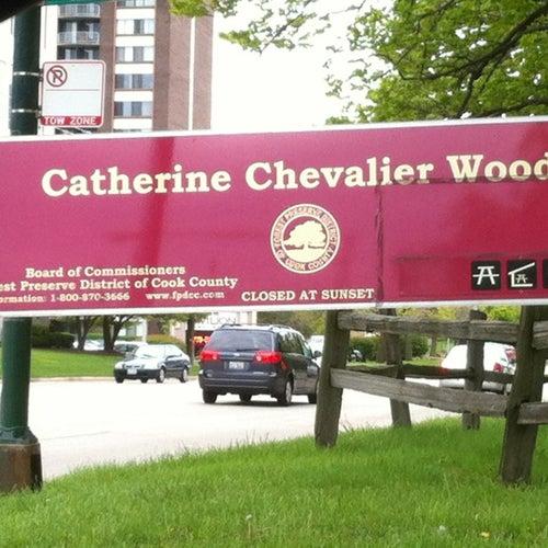 Catherine Chevalier Woods