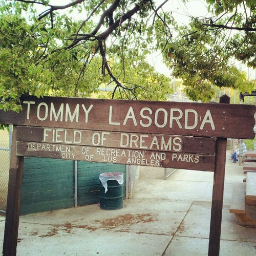 Tommy Lasorda Field Of Dreams
