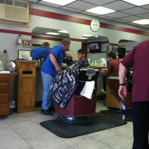 Ed's Barber Shop
