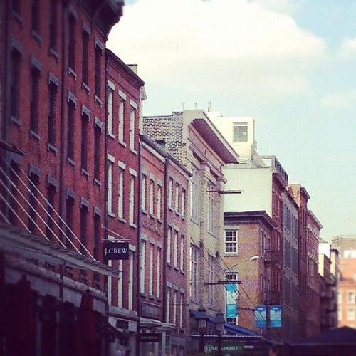 Historic Front Street