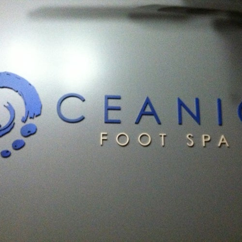 Oceanic Foot Spa