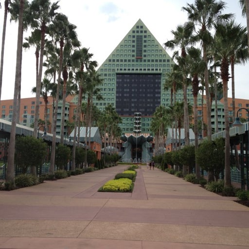 Walt Disney World Swan and Dolphin Resort - Scout20