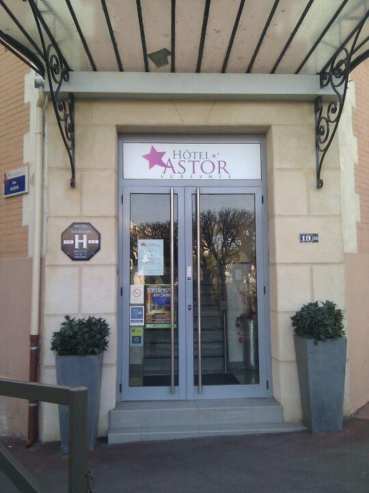 Hôtel Astor