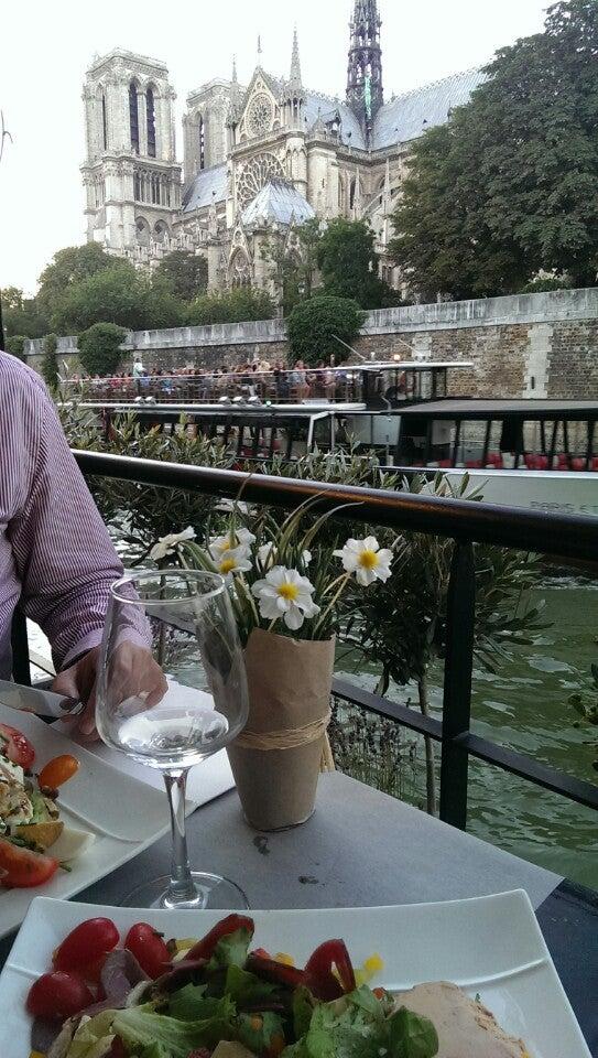 La Nouvelle Seine - Restaurant