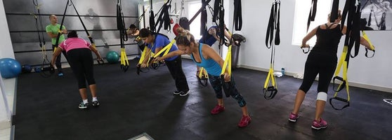 153e475298 Body Shape is a well known fitness center in District 2 HCM with good group  classes. TRX class always attracts people.