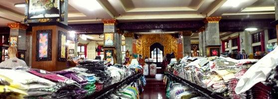 Galuh Batik Tenun Sukawati Bali