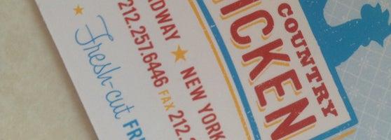 Hill Country Chicken - NoMad - 14467 ziyaretçidan 334 tavsiye