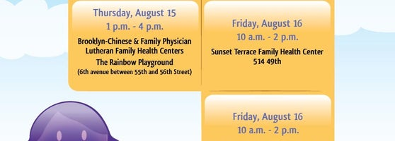 NYU Lutheran Family Health Centers Women and Children's Services