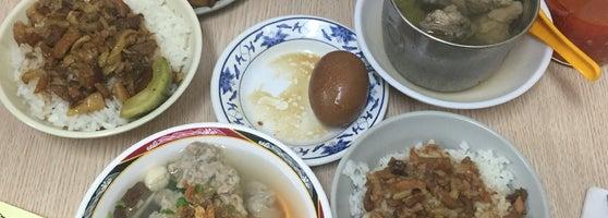 金峰魯肉飯 Kinfen Braised Pork Rice - Zhōngzhèng Qū - 102 tips