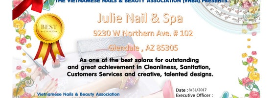 Julie's Nails - 4 tips from 91 visitors