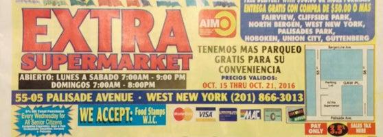 Extra Supermarket - 5505 Palisade Ave