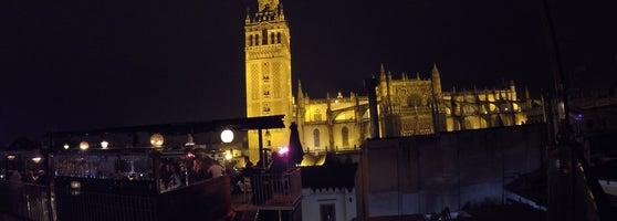 La Terraza De Eme Santa Cruz Sevilla Andalucía