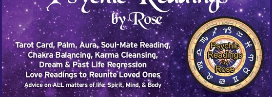 Psychic Readings by Rose - General Entertainment in Woodstock