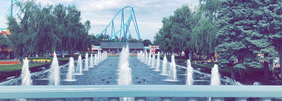 Canada's Wonderland - Theme Park