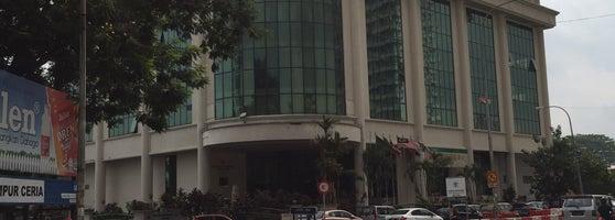 Russian Embassy - Embassy / Consulate in Kampung Datuk Keramat