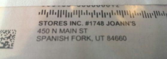 US Post Office - Spanish Fork, UT