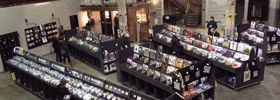 Rough Trade - Record Shop in Williamsburg