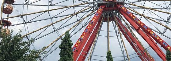 Allou Fun Park - Theme Park in Athens