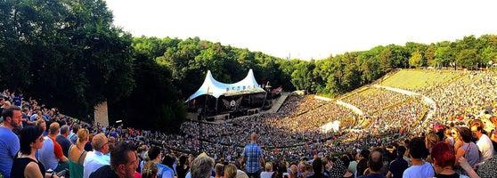 Waldbühne - Amphitheater in Berlin