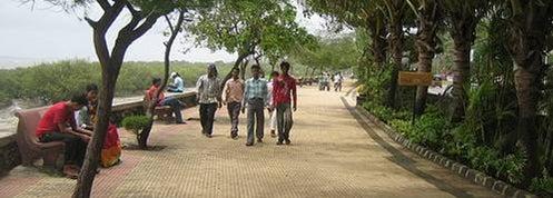 Carter Road Promenade - Bandra West - Naushad Ali Marg