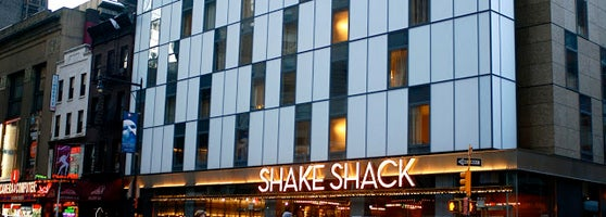 Shake Shack - Theater District - 862 tips