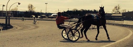 Cloverdale Racetrack Buffet