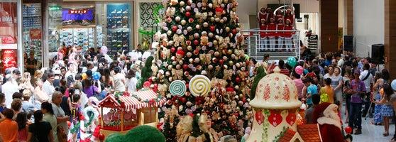 f77f1f8b55757 Doce Natal do Shopping Santa Úrsula. Um clima de encanto e magia na  decoração natalina deste ano.