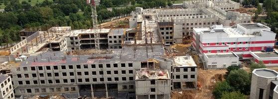 f880f70f8e86 Все болеющие детки России ждут лечения в новых корпусах... Строительство  идёт и днём, и ночью!