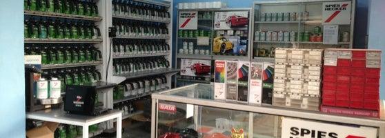 Auto Paint Store >> Surya Colour Automotive Shop In Jakarta