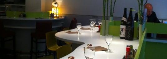Zen Japanese Restaurant In Paris