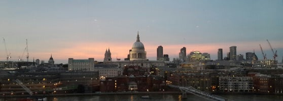 Tate Modern Art Museum In London
