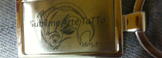 Sublime Art Tatoo Estúdio De Tatuagem Em Moóca