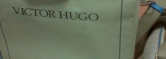 b62e39d9a1bf1 A Victor Hugo dispensa apresentações, essa do shopping Ibirapuera é tudo de  bom, com liquidação então melhor ainda!