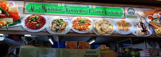 Al Madina Famous Prata Corner Indian Restaurant In Bukit Panjang