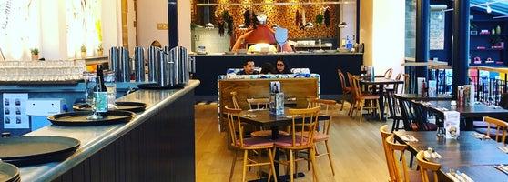 Zizzi Italian Restaurant In Haywards Heath