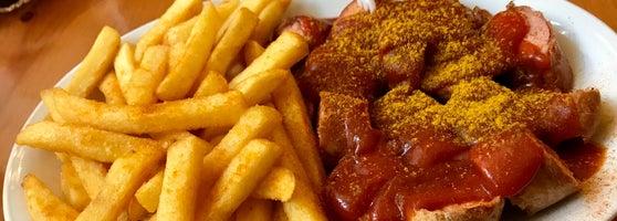 berlin best currywurst