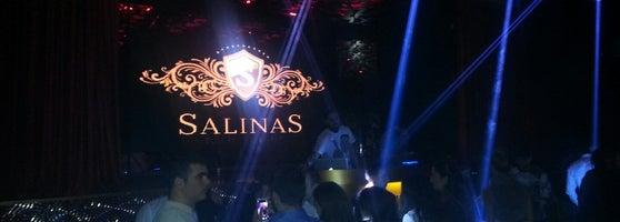 Salinas ночной клуб партнер клуб москва