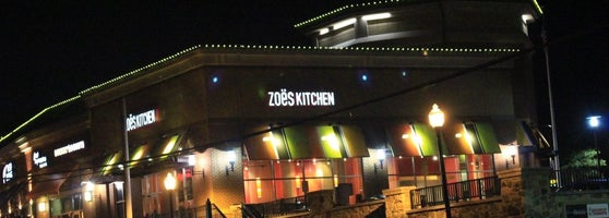 Zoes Kitchen 26 Tips