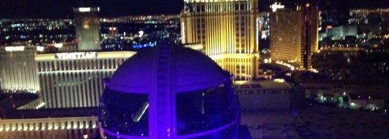High Roller Observation Wheel The Strip 3545 Las Vegas Blvd S