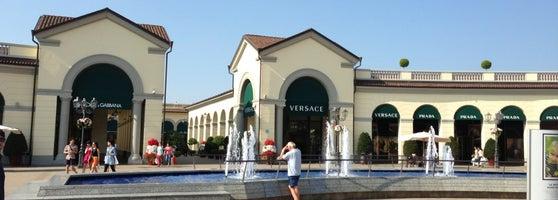Serravalle Designer Outlet - Outlet Store