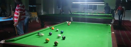 Cue Sport Academy Pool Hall In Bhubaneswar